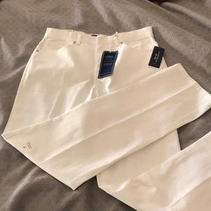 Charter club white jeans